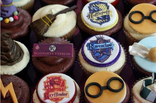 harry potter cupcakes main