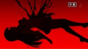 Sankarea bloody impalement