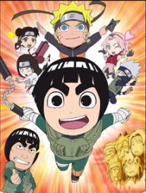Naruto SD Rock Lee no Seishun Full-Power Ninden