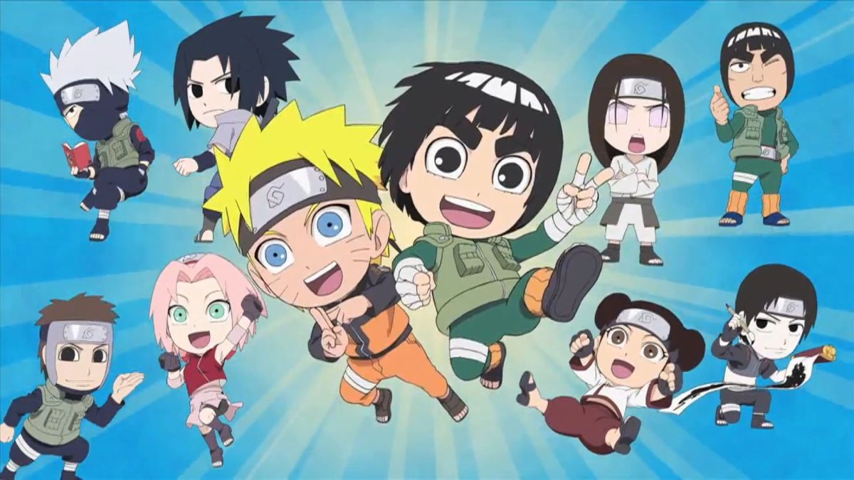 Anime Review: Naruto SD - Rock Lee no Seishun Full Power Ninden