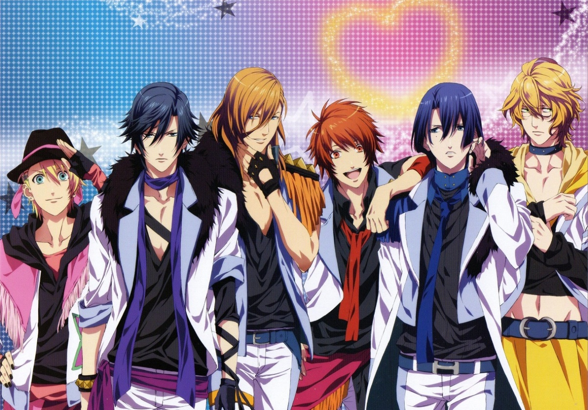 Anime Review: Uta no Prince-Sama (1000% LOVE)