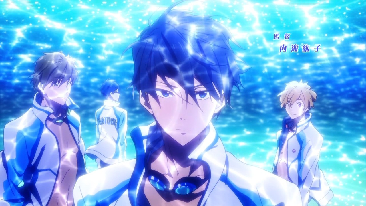 Anime Review: Free! (2013) | Ctrl+GeekPod