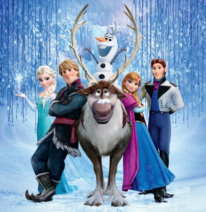 Frozen_castposter