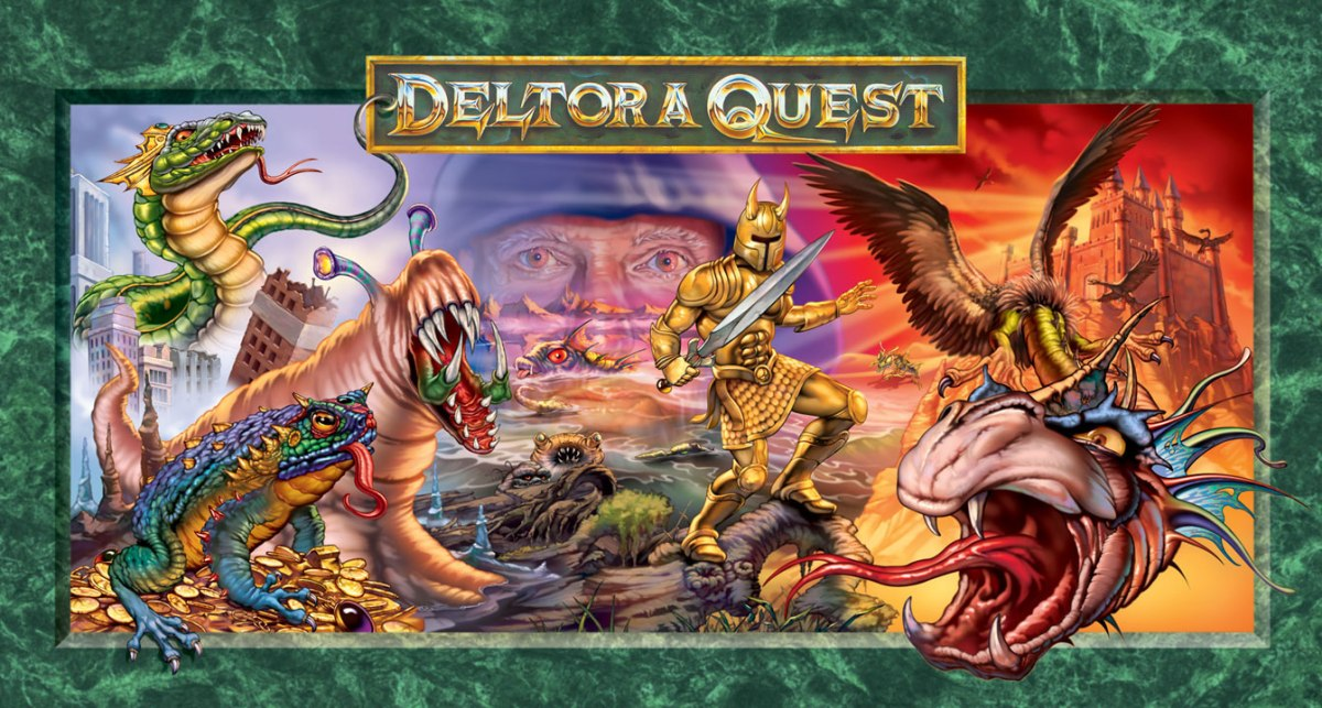 Geek It! Literature Spotlight: Deltora Quest