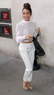 Vanessa Hudgens Sighting In London - July 16, 2013