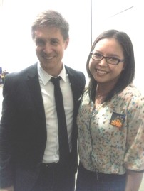 CtrlGeekGirl with Yuri Lowenthal