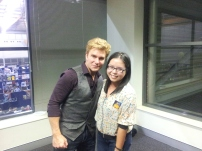 CtrlGeekGirl with Vic Mignogna