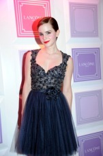 Emma Watson Promotes Lancome In Hong Kong