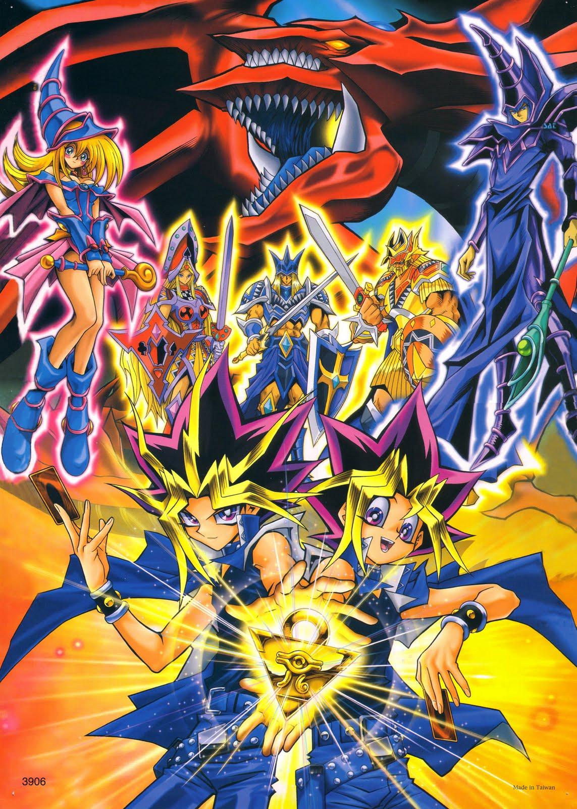 YUgi Poster