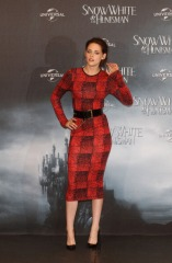 'Snow White And The Huntsman' Photocall