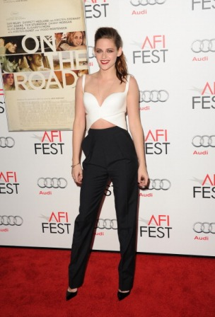 "AFI FEST 2012 Presented By Audi - ""On The Road"" Premiere - Arrivals"