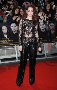 The Twilight Saga: Breaking Dawn Part 2 - UK Premiere - Arrivals