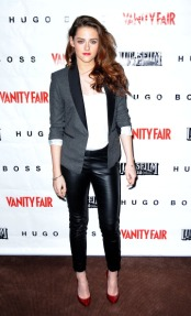 "Vanity Fair Screening Series Presented by Hugo Boss V.I.P Screening Of ""On the Road"""