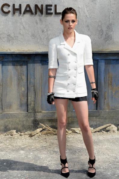 Chanel: Photocall- Paris Fashion Week Haute Couture F/W2013-2014