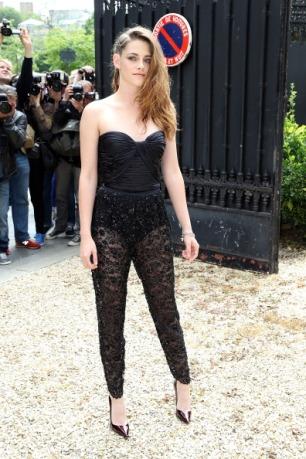 Zuhair Murad: Outside Arrivals - Paris Fashion Week Haute-Couture F/W 2013-2014