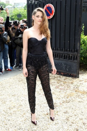 Zuhair Murad: Outside Arrivals - Paris Fashion Week Haute-Couture F/W 2013-2014