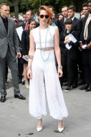 Chanel : Outside Arrivals - Paris Fashion Week : Haute Couture Fall/Winter 2014-2015