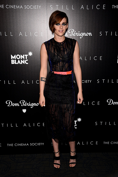 """The Cinema Society With Montblanc And Dom Perignon Host A Screening Of Sony Pictures Classics' """"Still Alice"""" –Arrivals"""