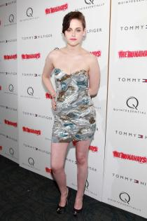 """The Runaways"" New York Premiere - Inside Arrivals"