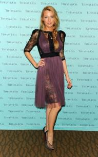 NEW YORK - SEPTEMBER 30: Actress Blake Lively attends the Spring 2011 Eyewear collection at Tiffany & Co. on September 30, 2010 in New York, City. (Photo by Andrew H. Walker/Getty Images for Tiffany & Co.)