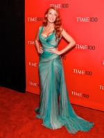 NEW YORK, NY - APRIL 26: Actress Blake Lively attends the 2011 TIME 100 gala at Frederick P. Rose Hall, Jazz at Lincoln Center on April 26, 2011 in New York City. (Photo by Charles Eshelman/FilmMagic)