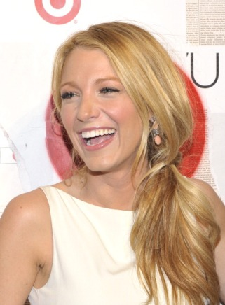 NEW YORK, NY - JANUARY 26: Blake Lively attends the Jason Wu For Target launch at Skylight SOHO on January 26, 2012 in New York City. (Photo by Michael N. Todaro/FilmMagic)