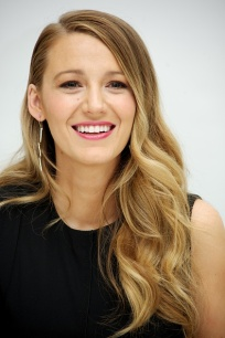 "BEVERLY HILLS, CA - APRIL 12: Blake Lively at the ""Age Of Adaline"" Press Conference at the Four Seasons Hotel on April 12, 2015 in Beverly Hills, California. (Photo by Vera Anderson/WireImage)"