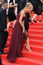 "CANNES, FRANCE - MAY 14: Blake Lively attends the opening ceremony and ""Grace of Monaco"" premiere at the 67th Annual Cannes Film Festival on May 14, 2014 in Cannes, France. (Photo by George Pimentel/WireImage)"