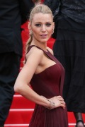 "CANNES, FRANCE - MAY 14: Blake Lively attends the opening ceremony and ""Grace of Monaco"" premiere at the 67th Annual Cannes Film Festival on May 14, 2014 in Cannes, France. (Photo by Tony Barson/FilmMagic)"
