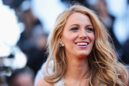 """CANNES, FRANCE - MAY 15: Blake Lively attends the """"Mr Turner"""" premiere during the 67th Annual Cannes Film Festival on May 15, 2014 in Cannes, France. (Photo by Vittorio Zunino Celotto/Getty Images)"""