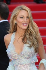 """CANNES, FRANCE - MAY 15: Blake Lively attends the """"Mr Turner"""" Premiere at the 67th Annual Cannes Film Festival on May 15, 2014 in Cannes, France. (Photo by Tony Barson/FilmMagic)"""