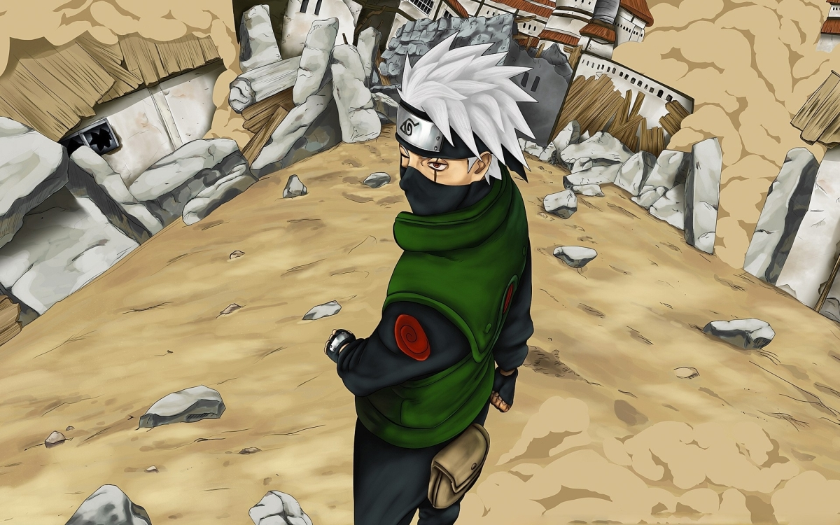 Manga Review: Naruto -- Kakashi's Story (Lightning in the Frozen Sky)