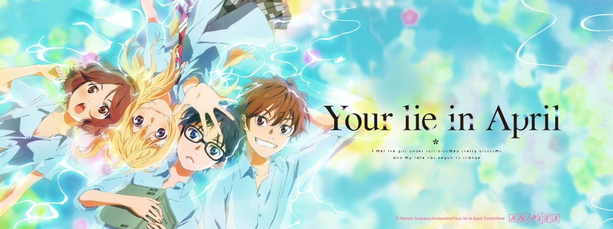 Geek It! Anime Film Newsbyte: New trailer for YOUR LIE IN APRIL live-action film