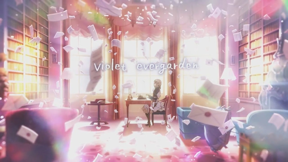 Geek It! Anime Newsbyte: First Preview of Kyoto Animation's Violet Evergarden