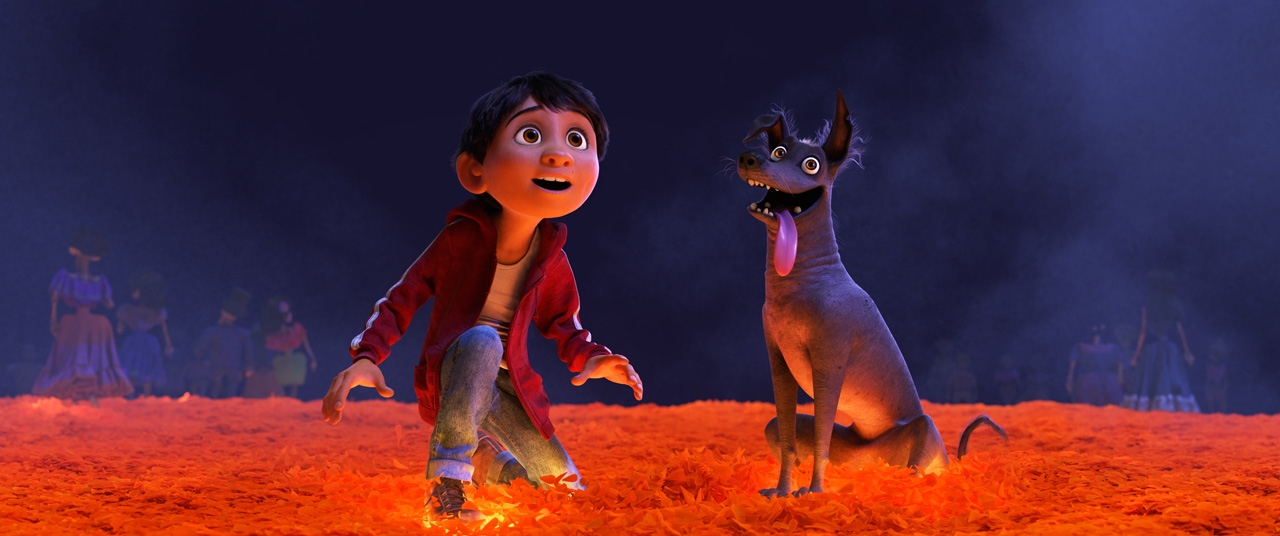 Geek It! Animation Newsbyte: First look at Disney-Pixar's Coco