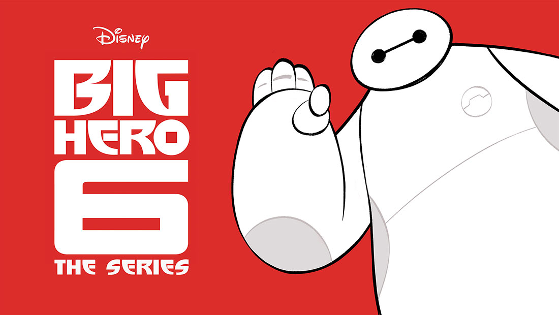 Geek It! Animation: First sneak peek of BIG HERO 6 animated series