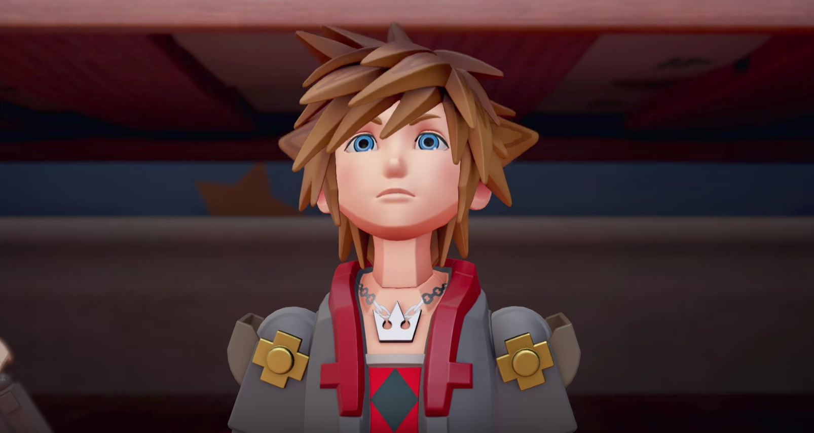 Geek It! Gaming: First Sneak Peek of Kingdom Hearts III: Toy Story, Tangled and Big Hero 6