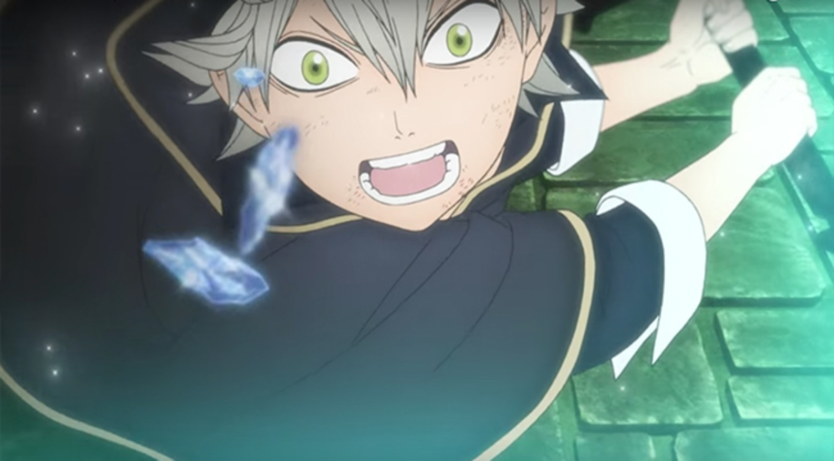 Geek It! Anime: Off the Record/ First Impressions: Black Clover