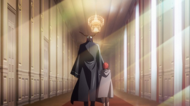 The Ancient Magus Bride 3