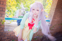 Mon Mon❥小夢夢 Emiria Cosplay Photo