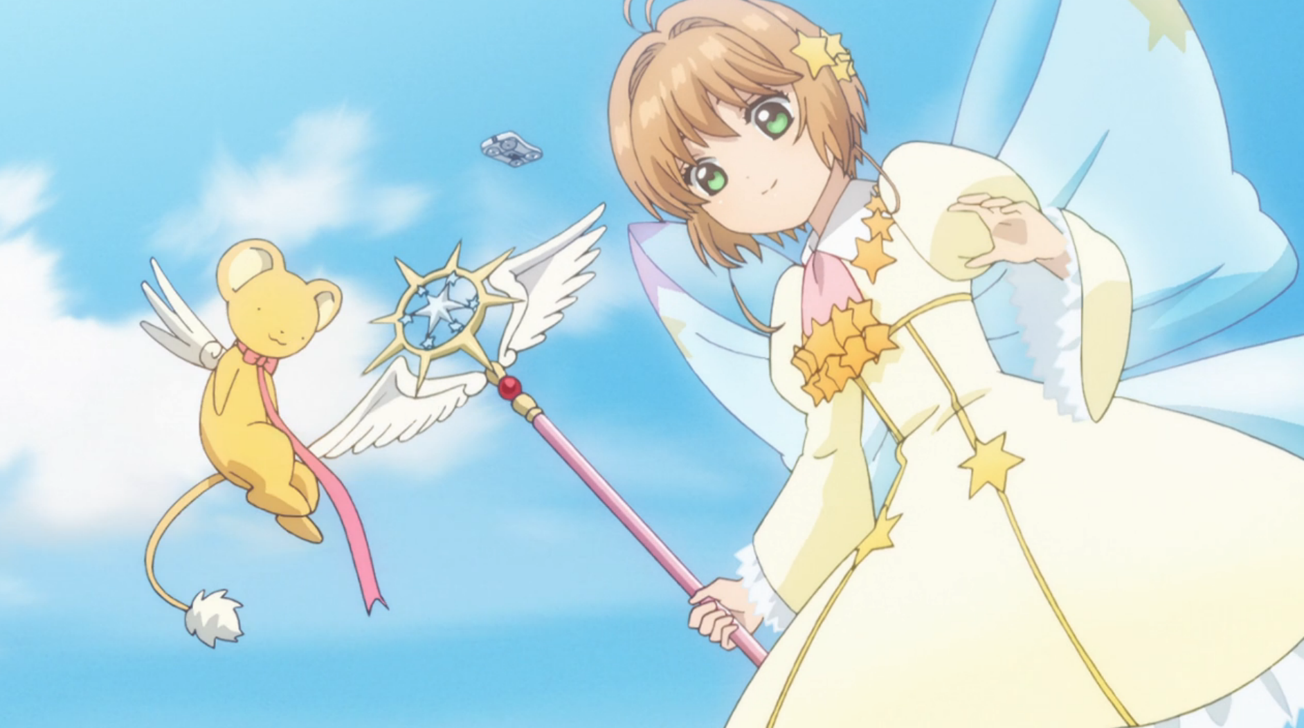 Geek It! Anime Fashion Spotlight: Top Ten Costumes in Cardcaptor Sakura: Clear Card arc