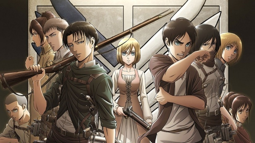 Geek It! Anime First Impressions: Attack on Titan Season 3