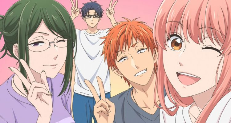 Geek It! Anime Review: Wotakoi Love is Hard for Otaku