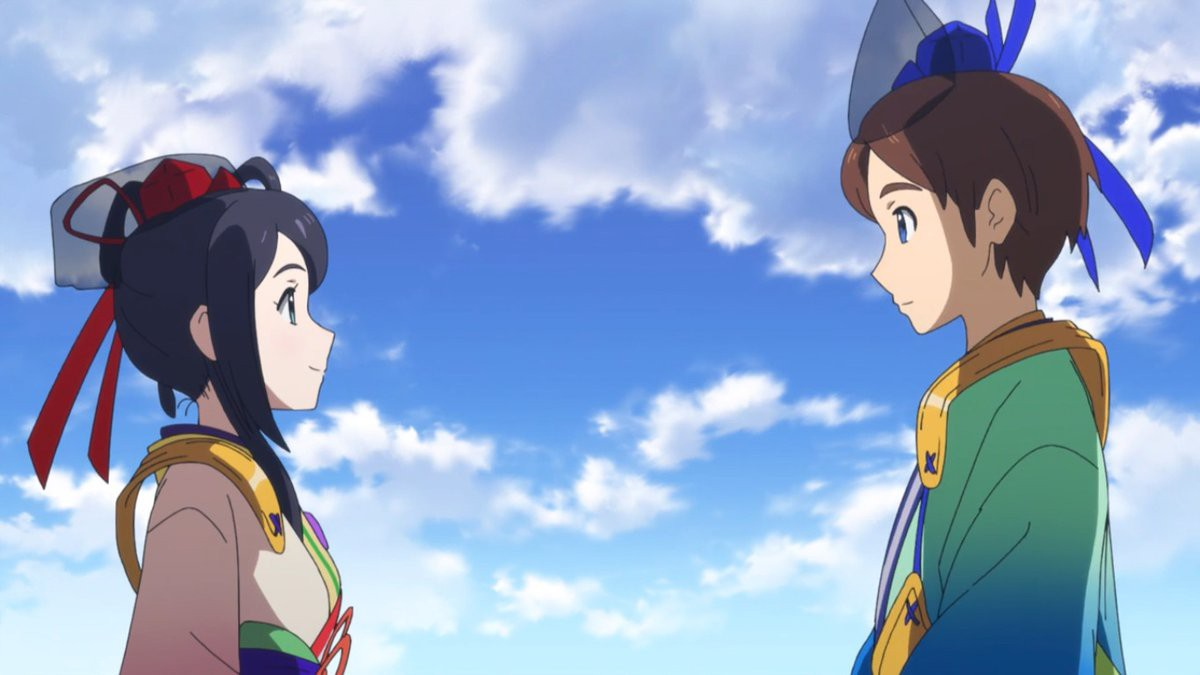 Geek It! Anime Film Review: Starlight Promises