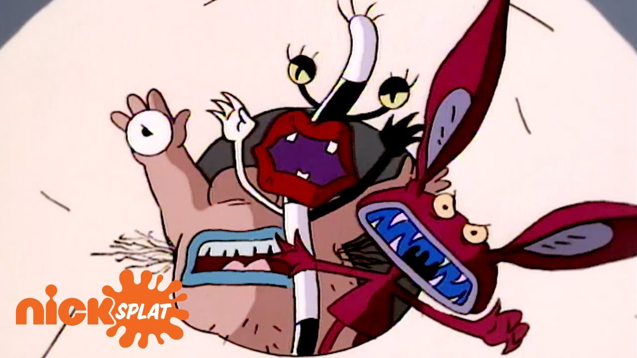 Geek It! Animation Flashback: Aaahh!!! Real Monsters