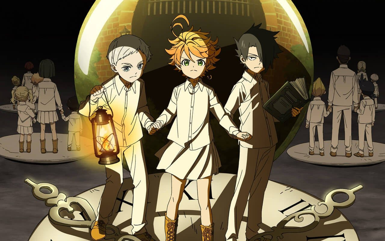 Geek It! Anime Review: The Promised Neverland