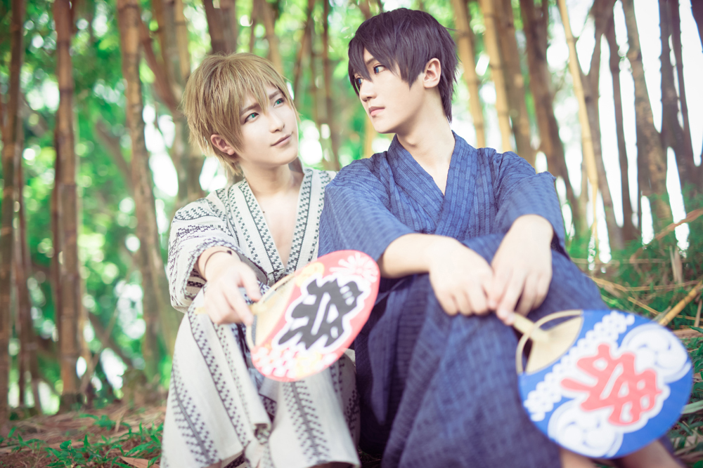 Geek It! Cosplay Spotlight: Interview with Baozi and Hana
