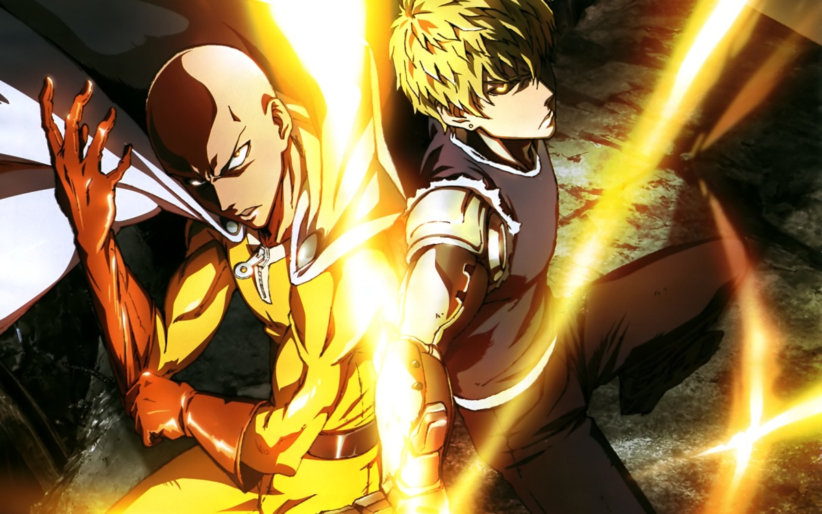 Geek It! Anime First Impressions: One Punch Man Season 2