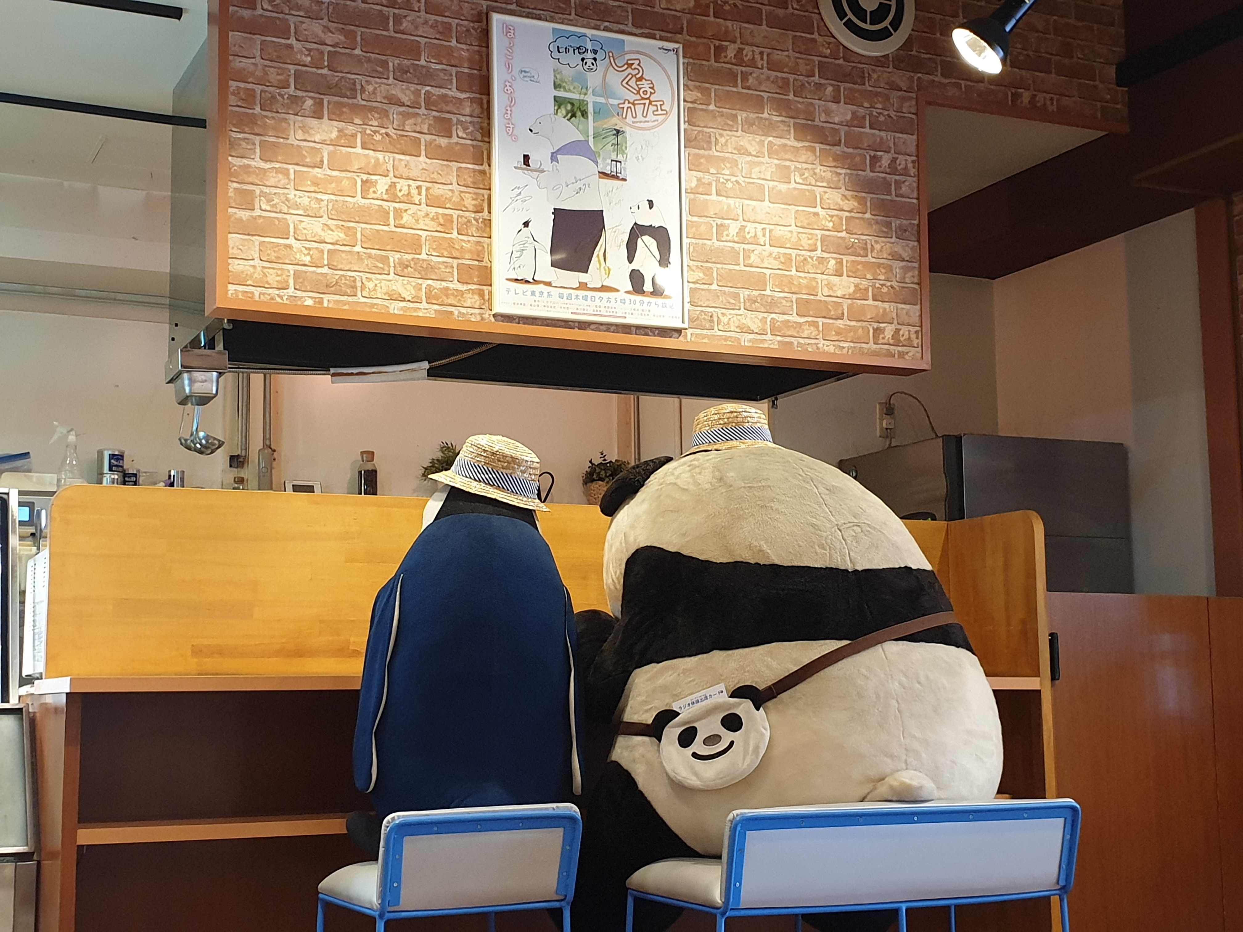 Geek It! Otaku Out and About: Polar Bear's Cafe in Japan
