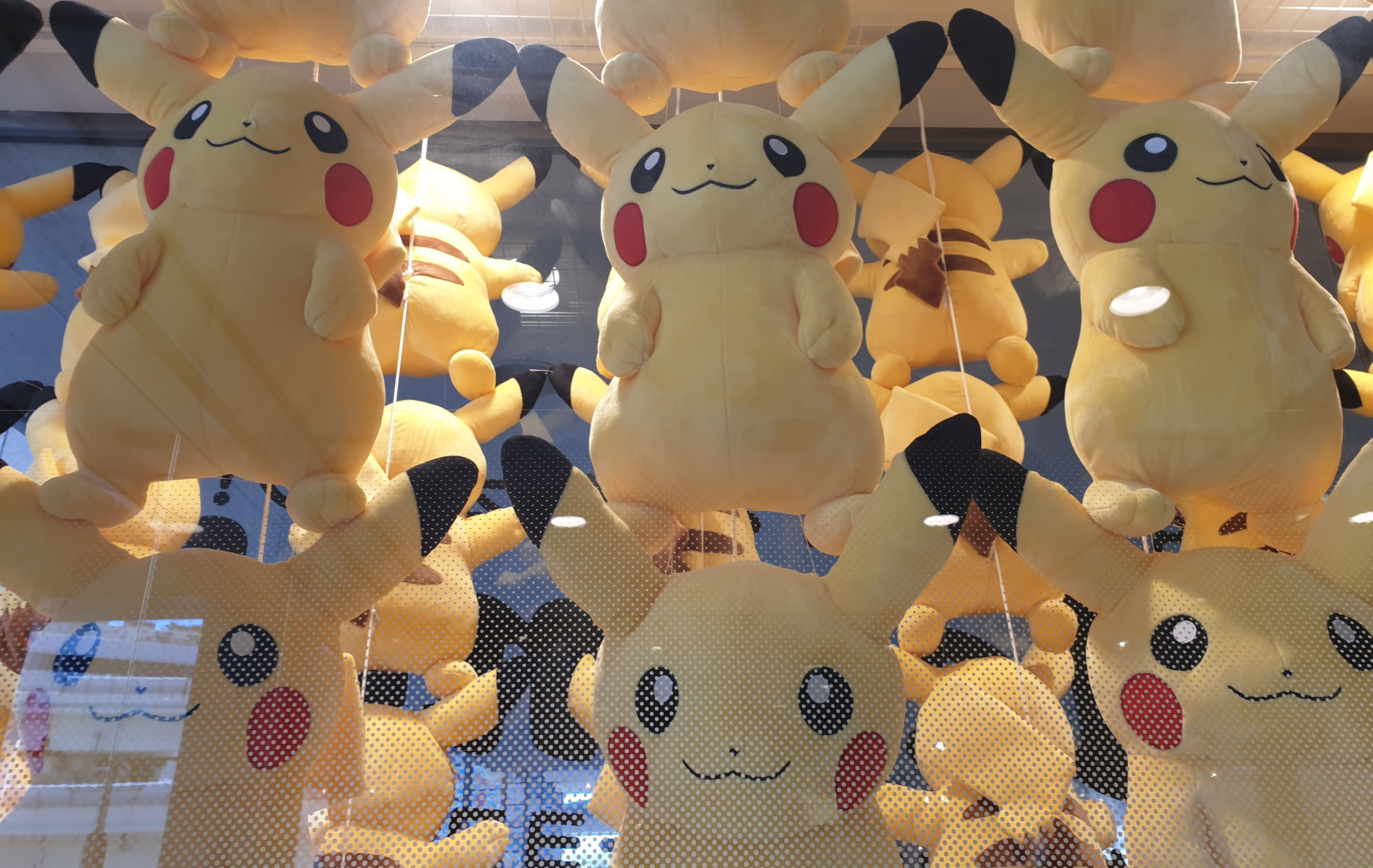 Geek It! Otaku Out and About: Pokemon Centre in Japan